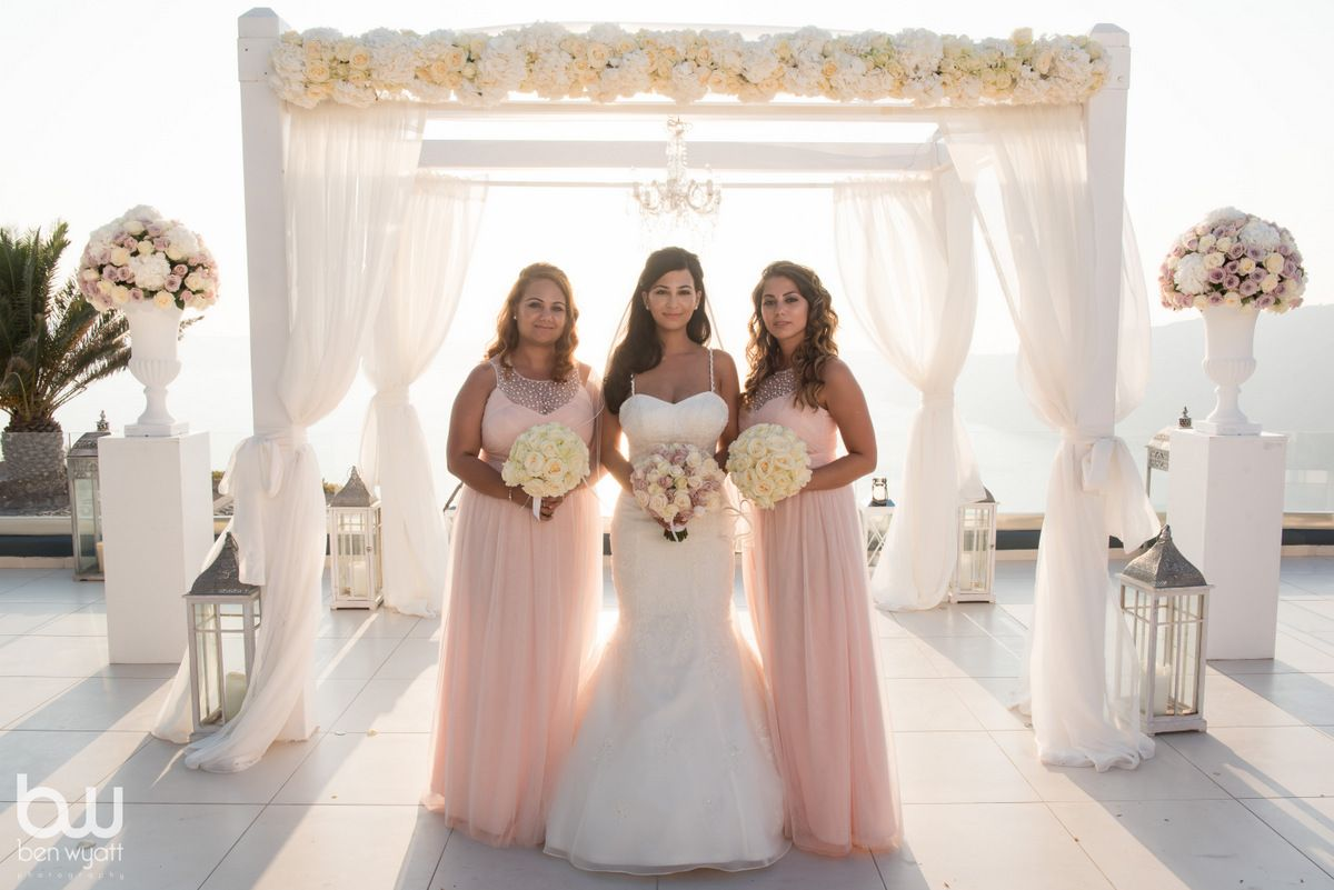 2016 Wedding Abroad Bridesmaids Dresses By The Bridal Consultant