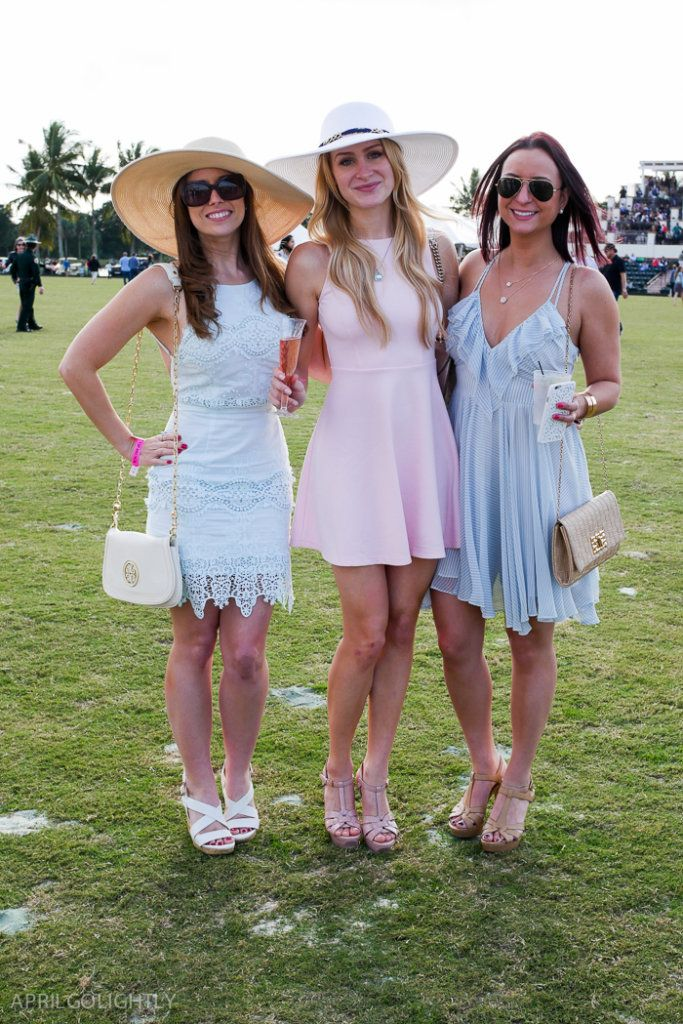 What To Wear To A Polo Match April Golightly Polo Outfits For Women Derby Outfits Polo Match Outfit