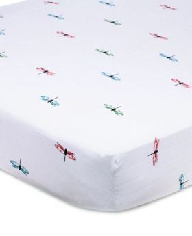 aiden + anis crib sheets. sweet!