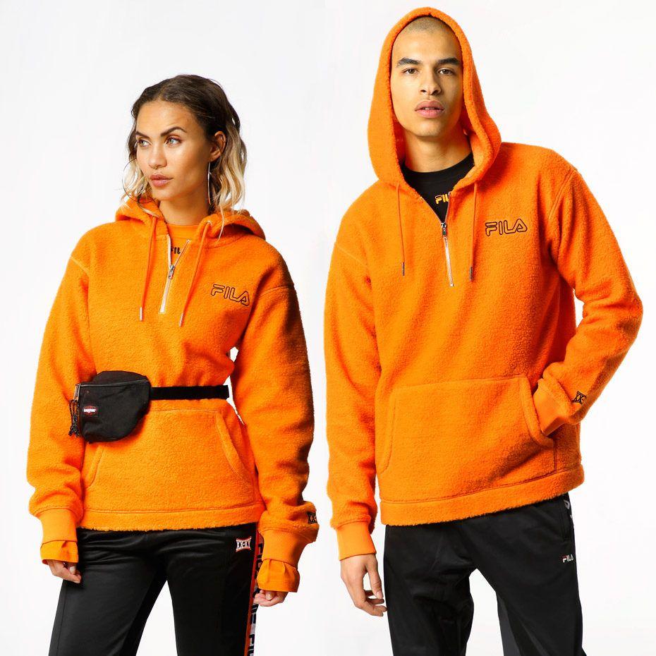 FILA Huppari Forever FILA X Junkyard XXXY Orange | Fila