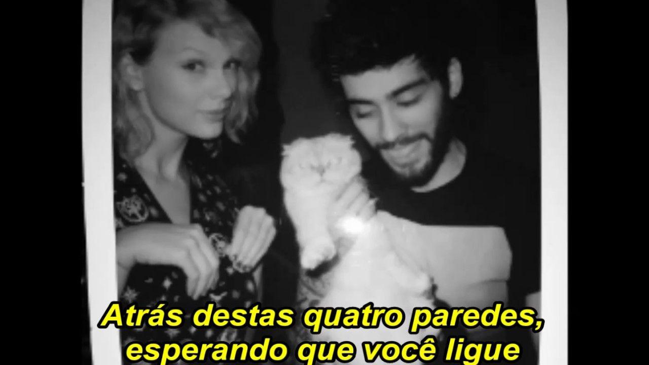 Zayn Malik & Taylor Swift - I Don't Wanna Live Forever (tradução/legenda...