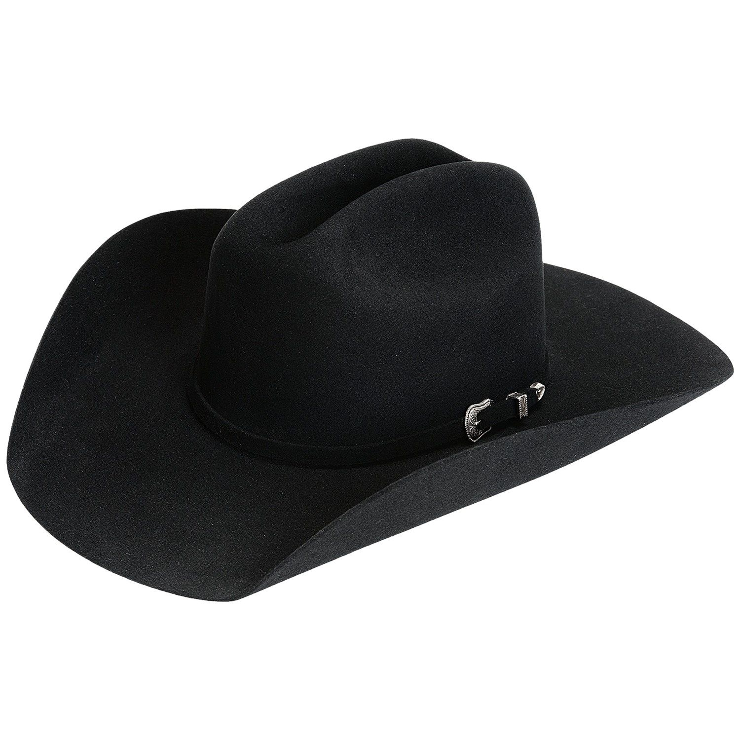 c38bd9237f7 Resistol The Challenger Cowboy Hat - 5X Fur Felt (For Men and Women ...