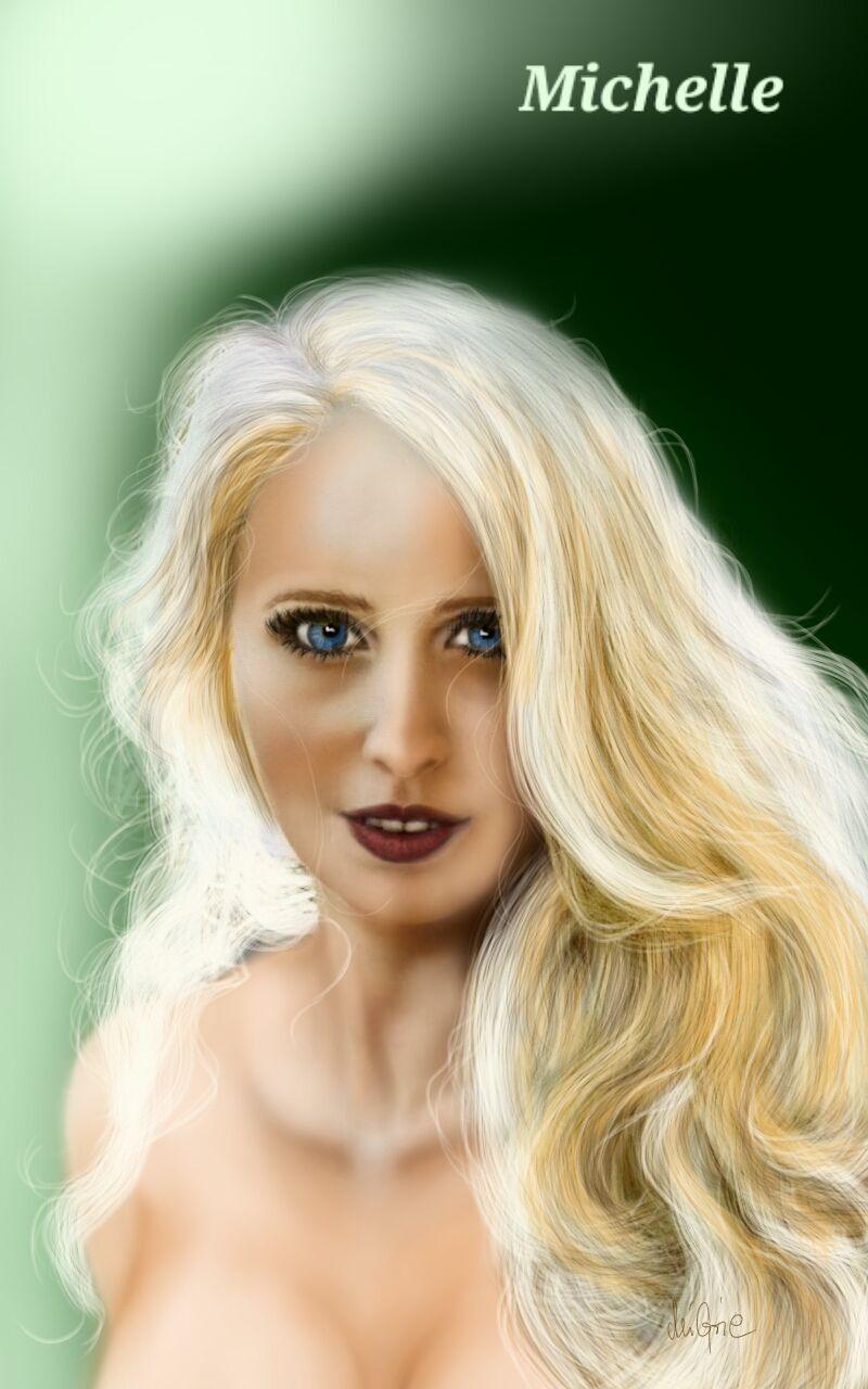Michelle   Gezeichnet /my friends/   Pinterest   Drawings, Covergirl ...