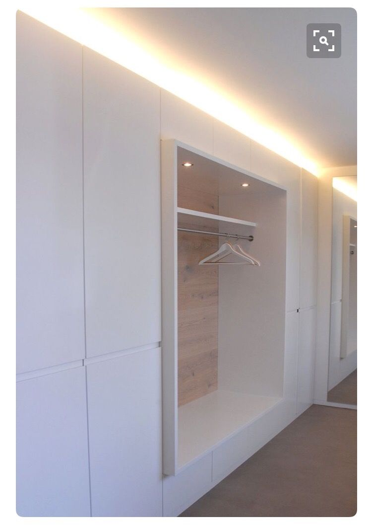 Ikea Flur Einbauschrank Einbauschrank Garderobe Garderoben