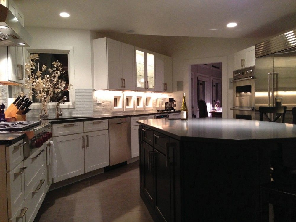 Shaker Cabinets - New England Kitchen Renovation Ideas ...