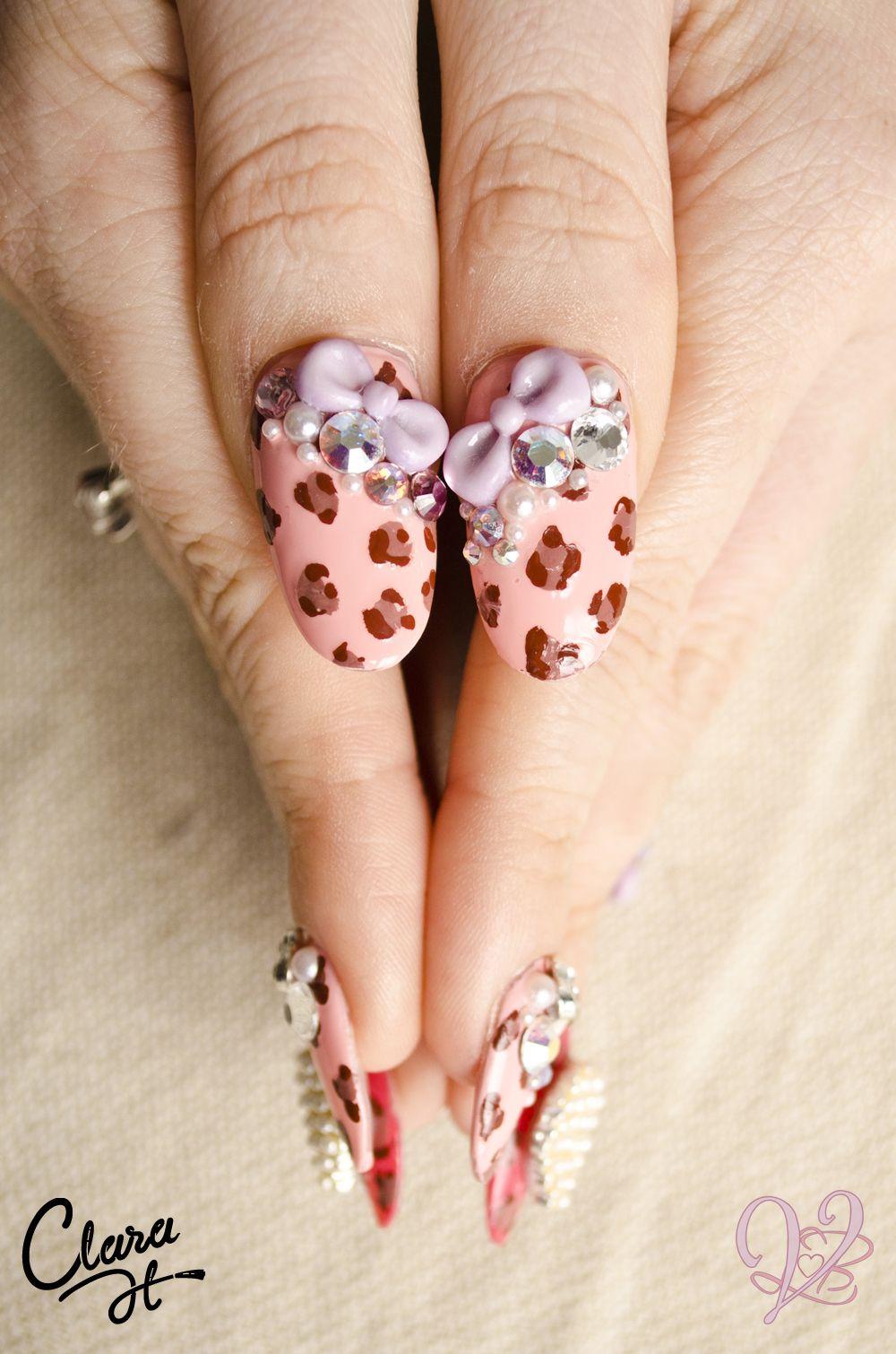 japanese style nail art | NAILS THAT I LOVE | Pinterest | Style ...