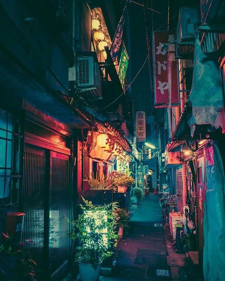 Tokio streets