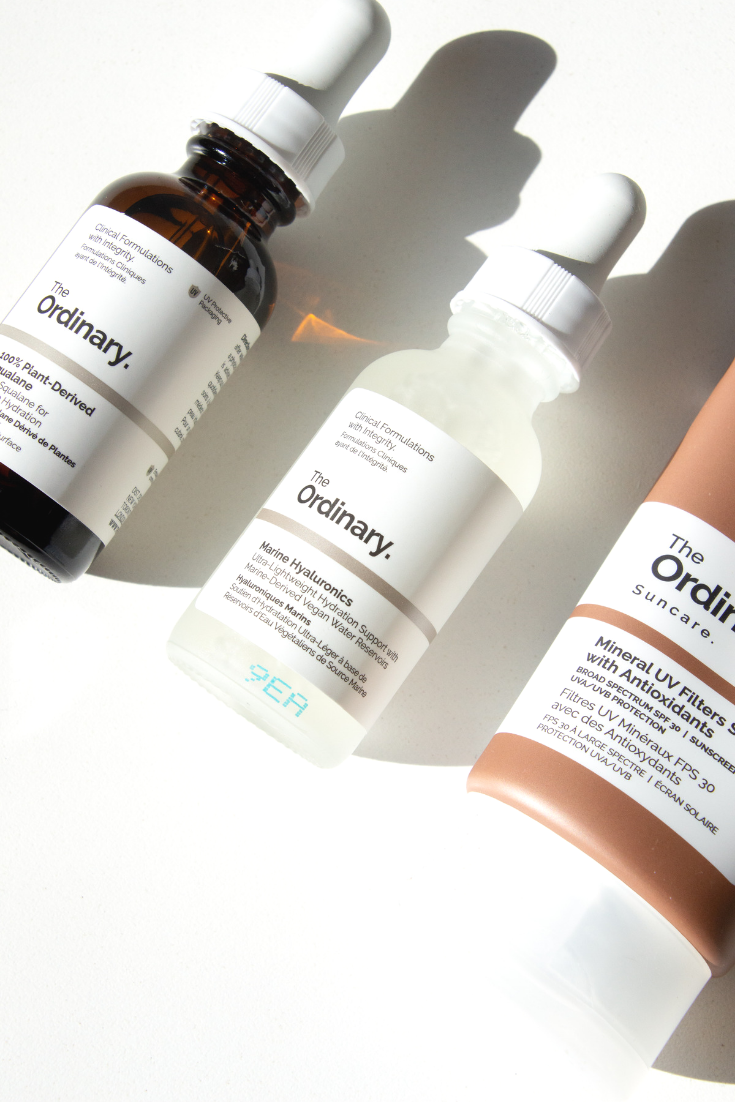 The Ultra Light Bundles From The Ordinary X Well Ca Skincare Welldotca Wellnessdelivered Skin Care Ordinary Shampoo Bottle