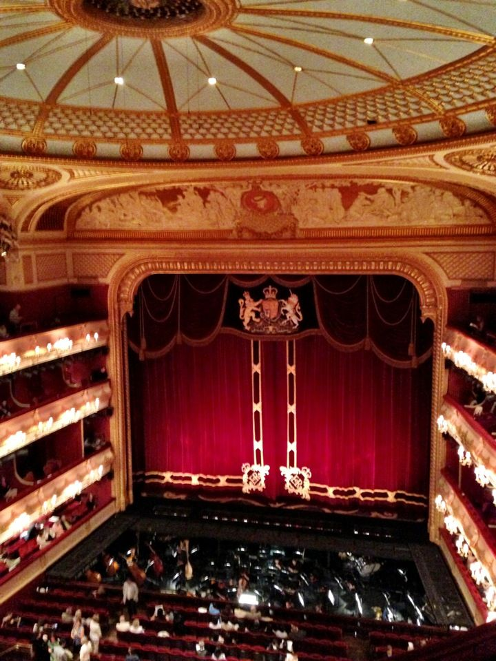 Opera House And Major Performing Arts Centre Covent Garden Opera Pinterest Opera House