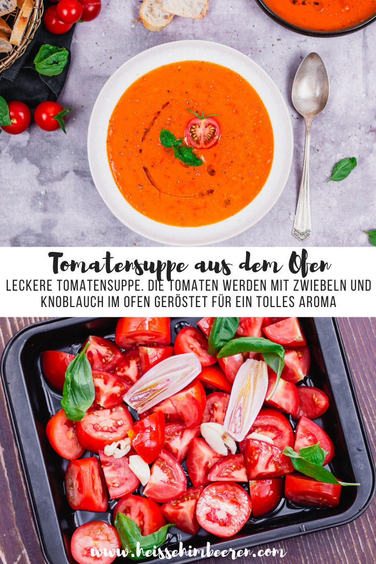 Rezepte Tomatensuppe