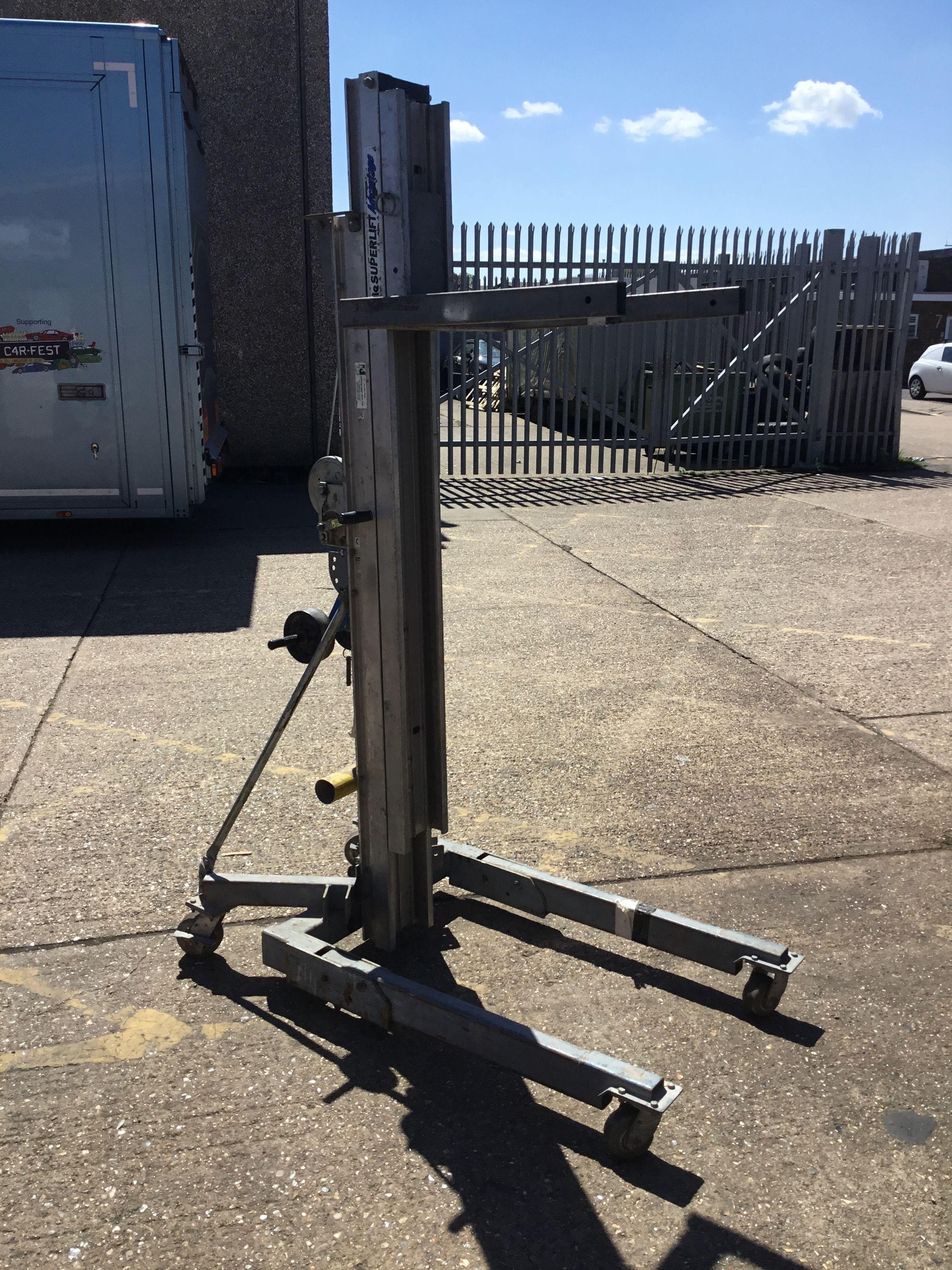 Used Genie Superlift Super Lift Hoist | Used Machinery