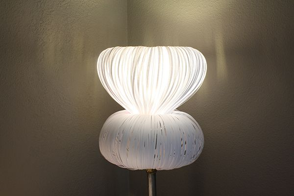 Lamp Shade From Standard Computer Paper