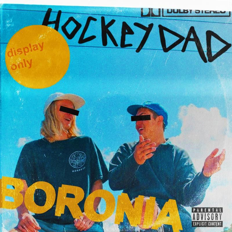 Hockey Dad Boronia Hockey Dad Iconic Album Covers Album Covers