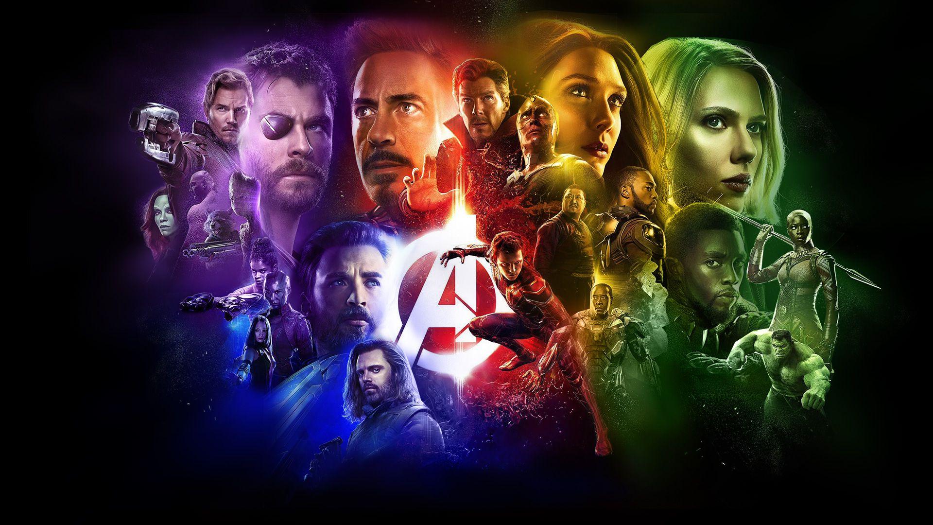 Avengers Infinity War Superheroes Poster Yv Jpg 1920 1080 Avengers Wallpaper Avengers Pictures Avengers Poster
