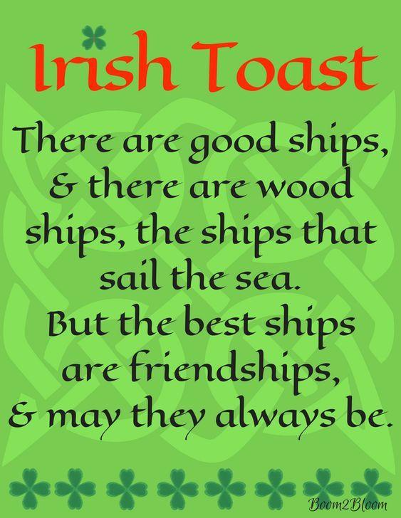 ierse spreuken gezegden Irish Toast | Irish humor | Ierland, Citaten, Spreuken ierse spreuken gezegden