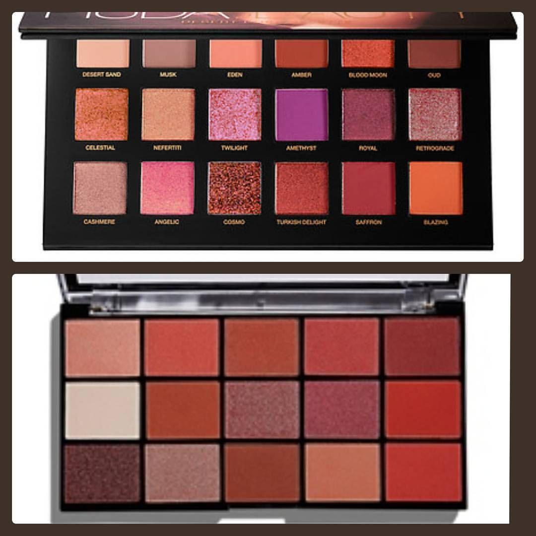 The New Makeuprevolution Re Loaded Palettes 7 At Ulta Com On 1 15