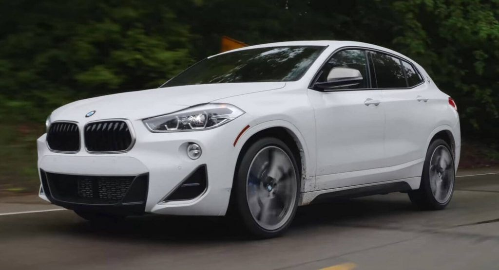 Bmw X2 M35i Majors On Style And Driving Fun But It Comes At A