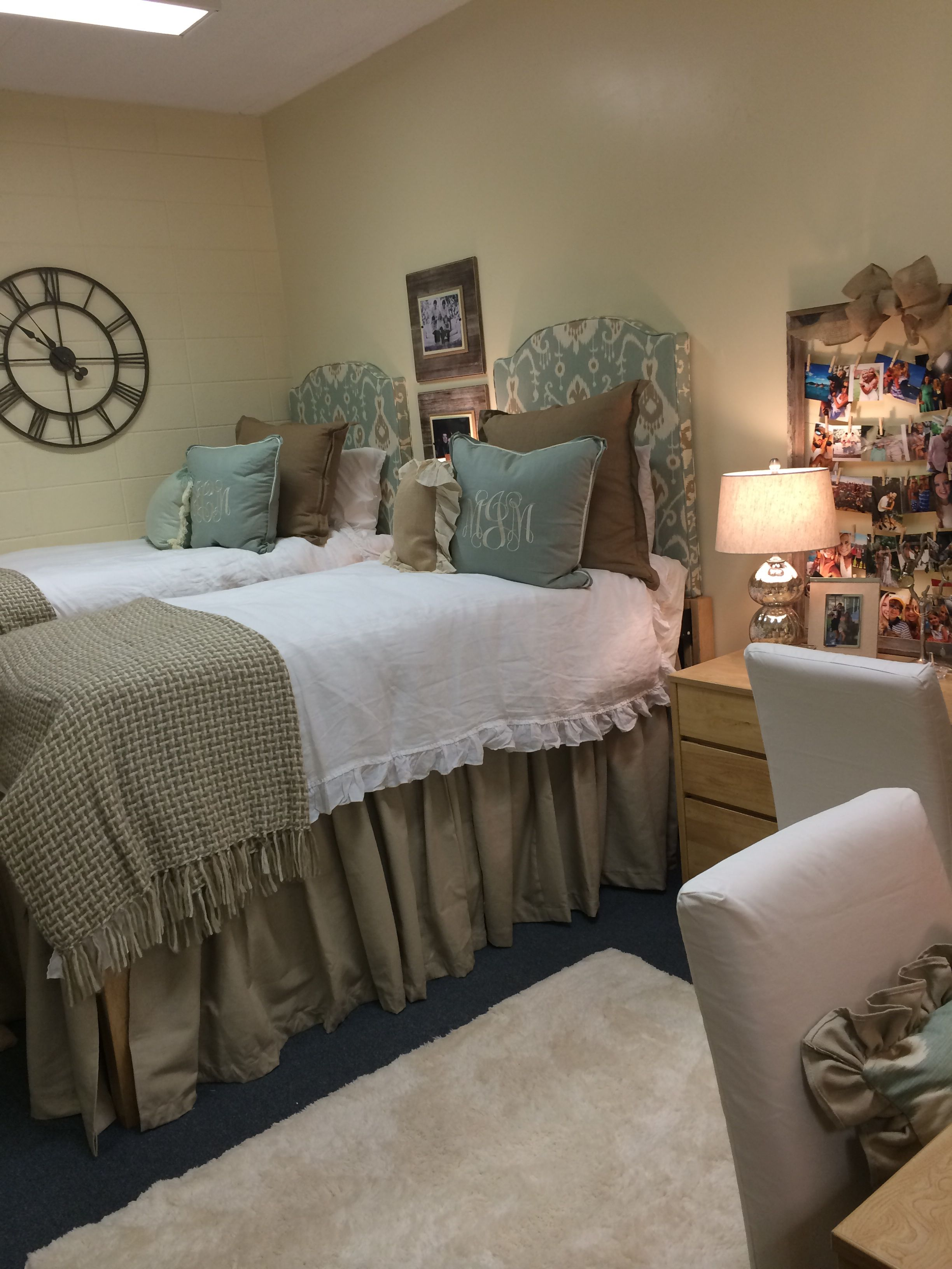 Awesome College Dorm Rooms: Girls Dorm Room, Lee University!