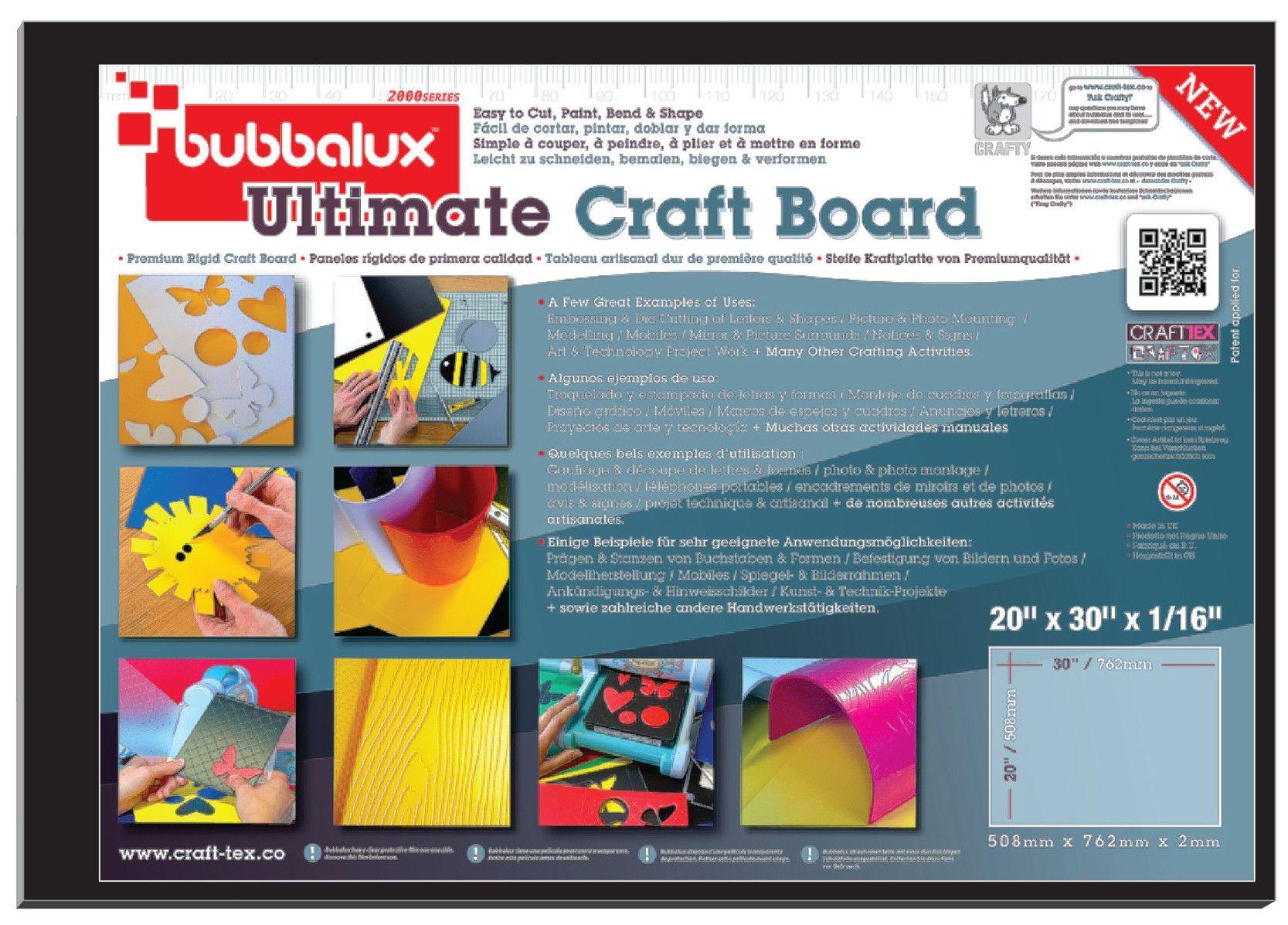 Craftex Bubbalux Ultimate Craft Board