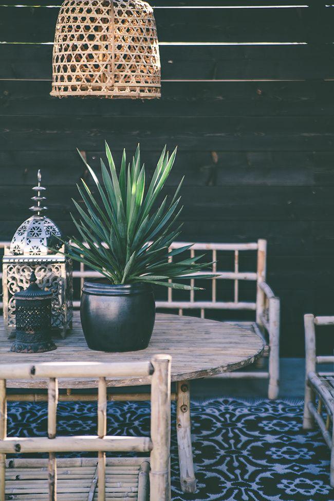 Épinglé par Stacey Hyland sur Outdoor Pinterest Centres de table - Terrasse En Bois Suspendue Prix