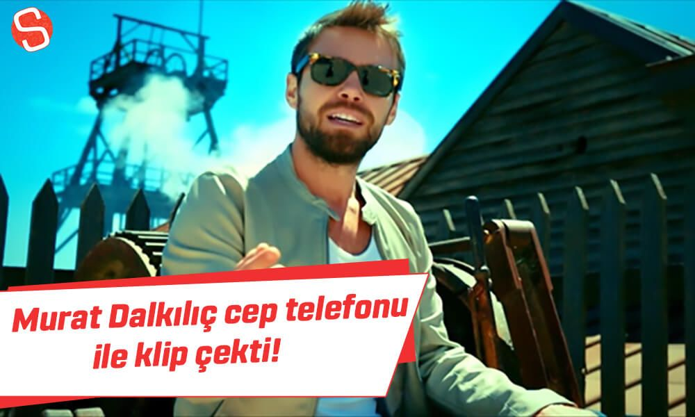 Murat Dalkilic Daha Iyisi Gelene Kadar A Cep Telefonu Ile Klip Cekti Muratdalkilic Dayaiyisigelenekadar Klip Ceptelefonu Cek Unluler Sarkilar