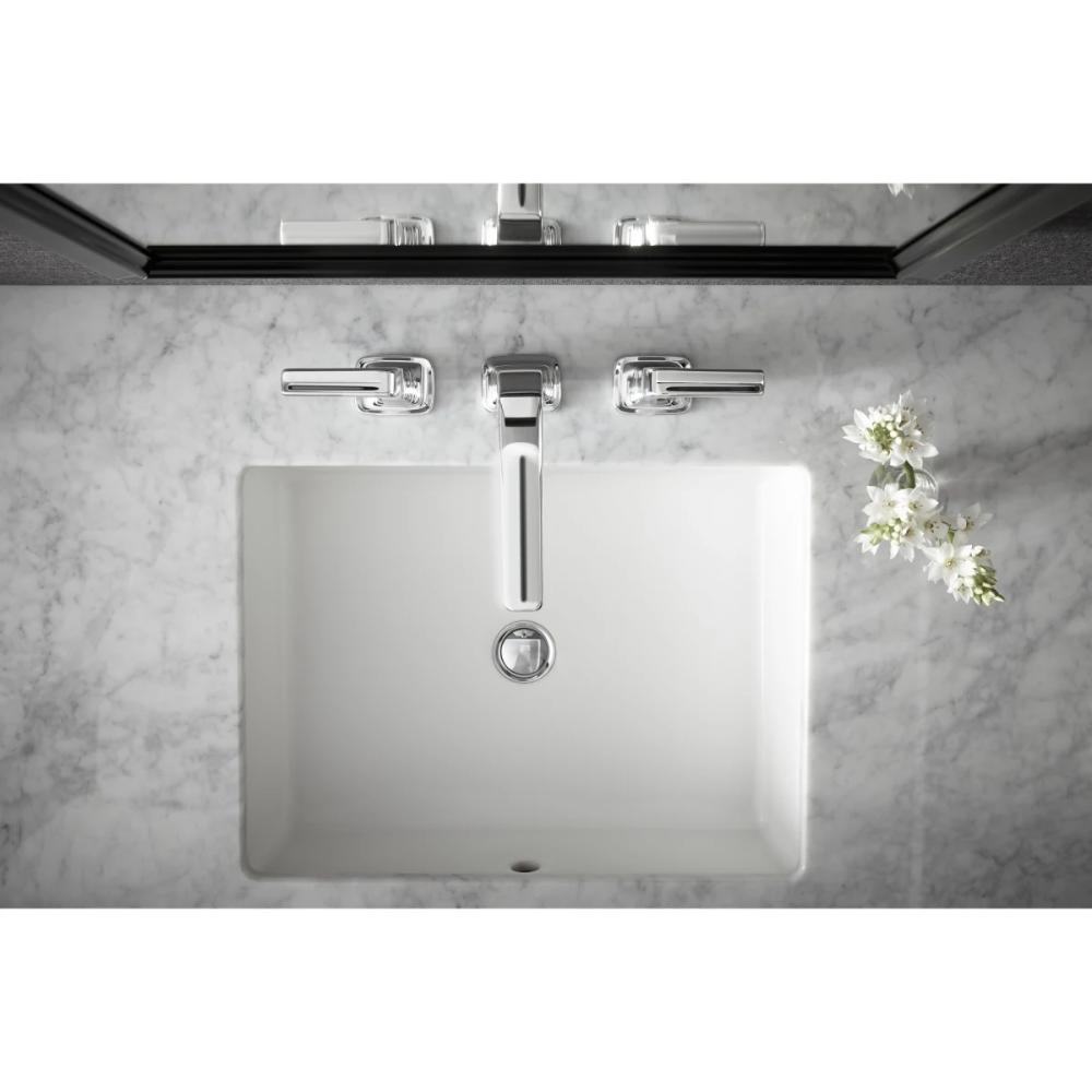 Kohler K 2882 In 2020 Undermount Bathroom Sink Square Bathroom