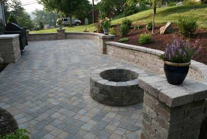 Popular Patio Pavers Design Plans