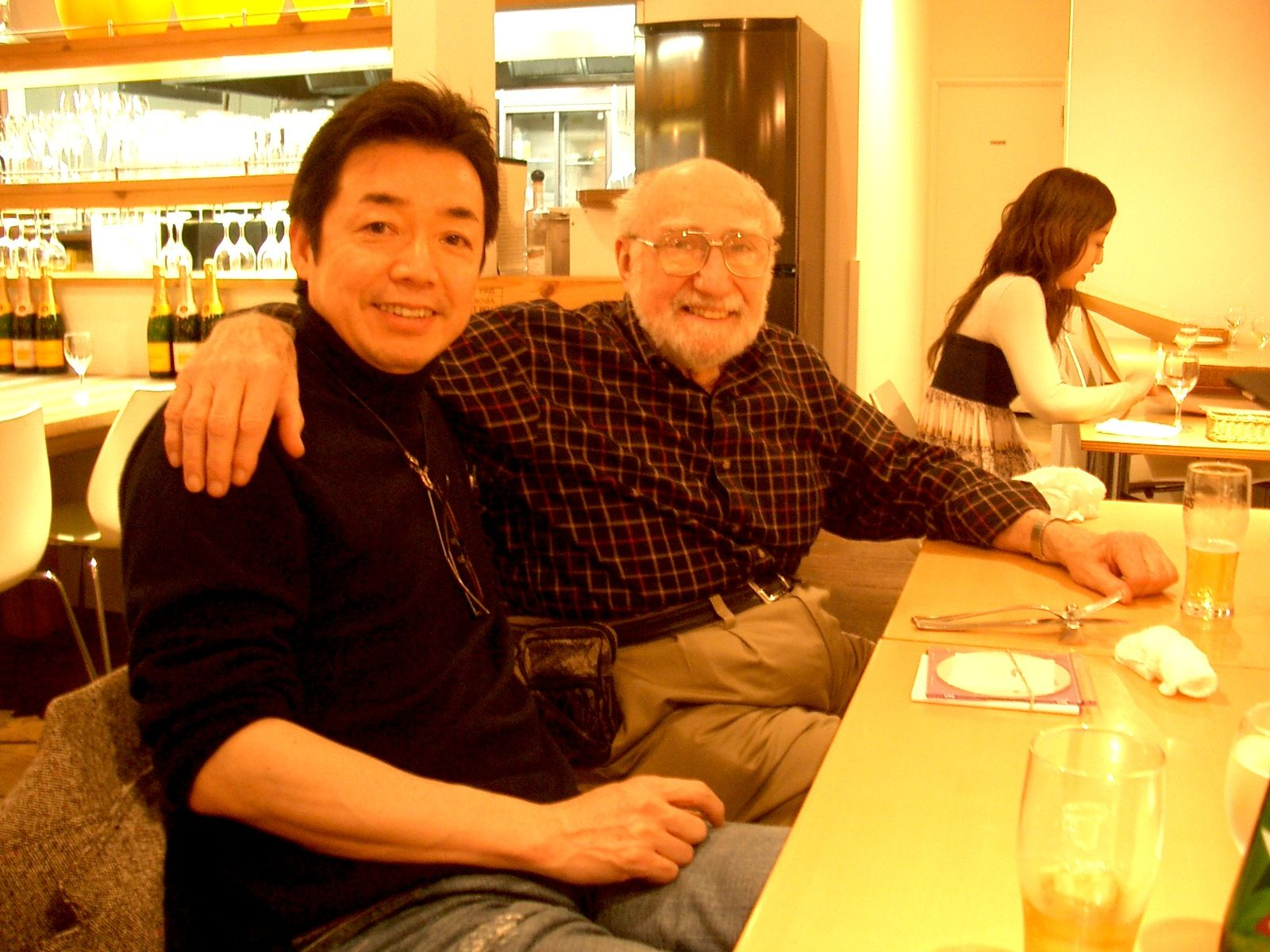 #Harry #Wachs visiting us in Japan #vision #therapy