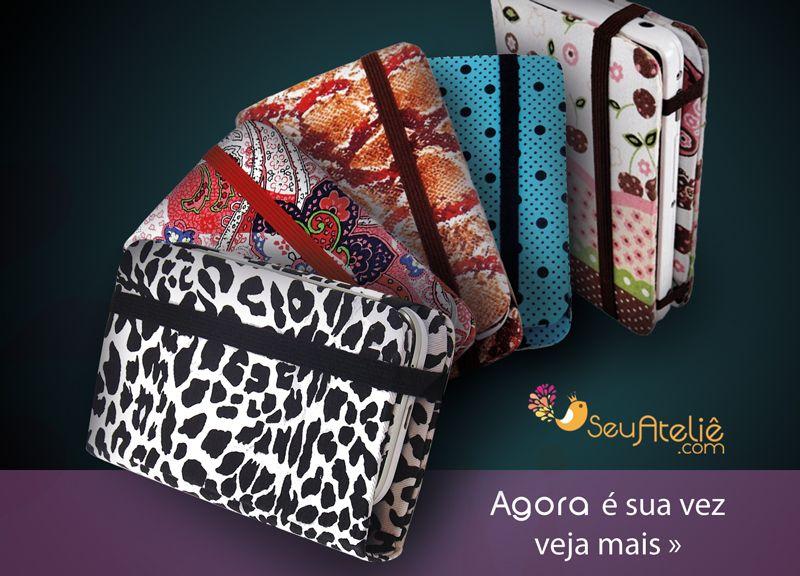 Aumentando a coleção www.seuatelie.com.br