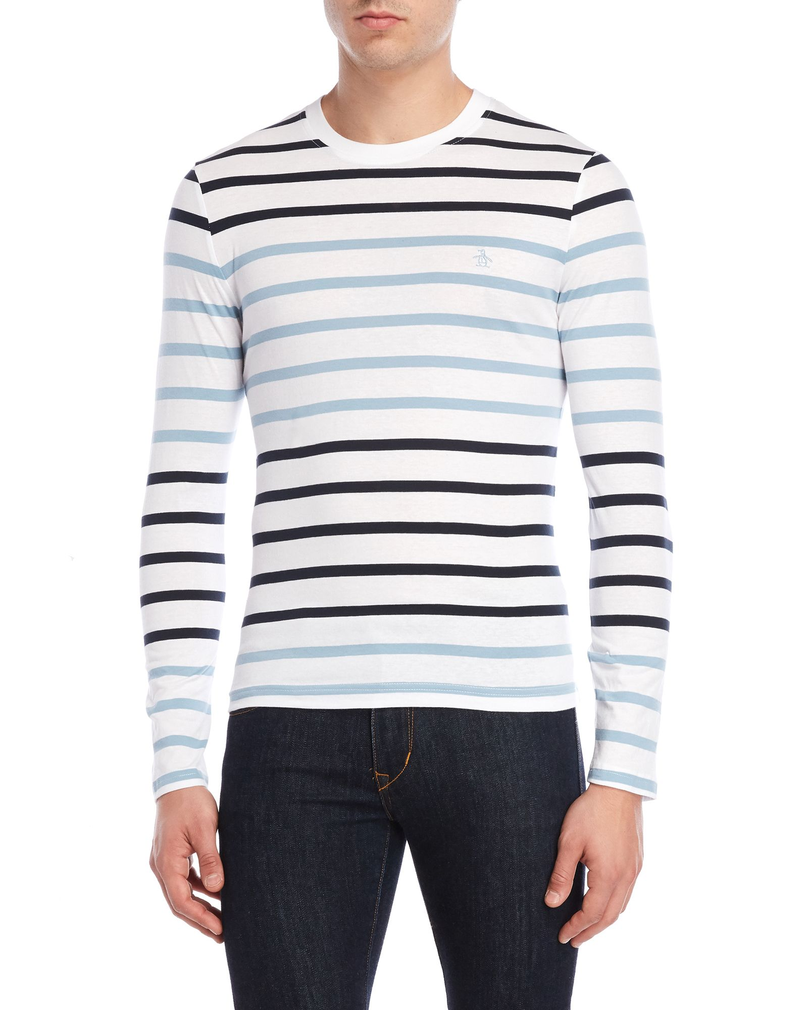 56065a16 Feeder Striped Long Sleeve Tee | *Apparel & Accessories* | Long ...