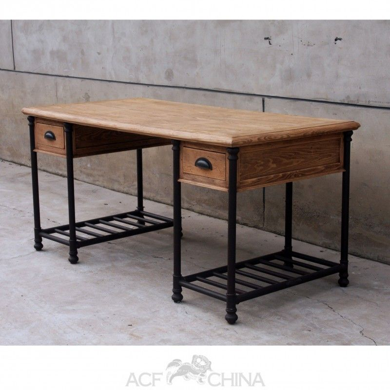 Pipe Desk | Pipe Desks | Pinterest | Pipe desk, Pipes and ...
