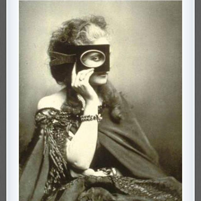 1860 Countess of Castiglione
