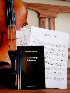 Elegía en los versos de Inés María Guzmán: El violín debajo de la cama