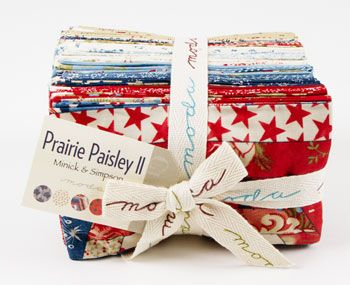 Prairie Paisley II by Minick and Simpson.  I think I'm going to make something with this :)