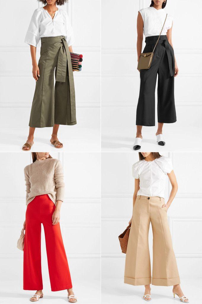 I am thinking about Culottes http://ridgelysradar.com/2018/03/culottes.html