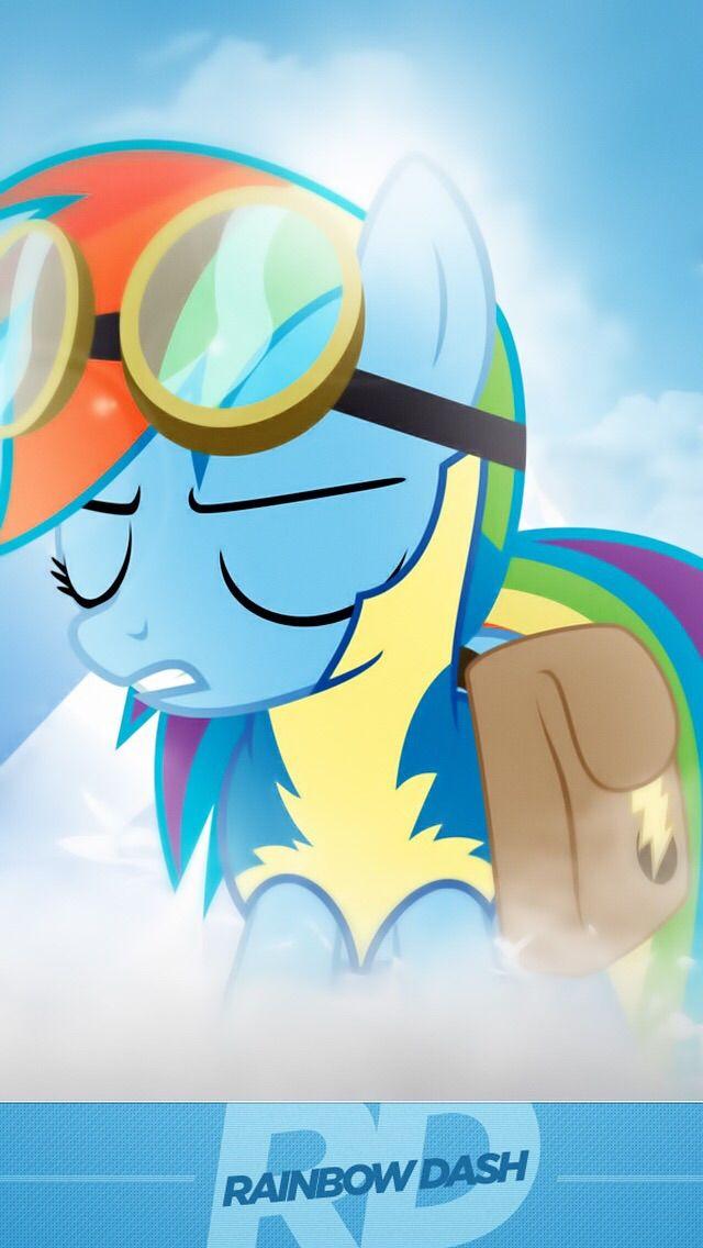 Rainbow Dash, MLP