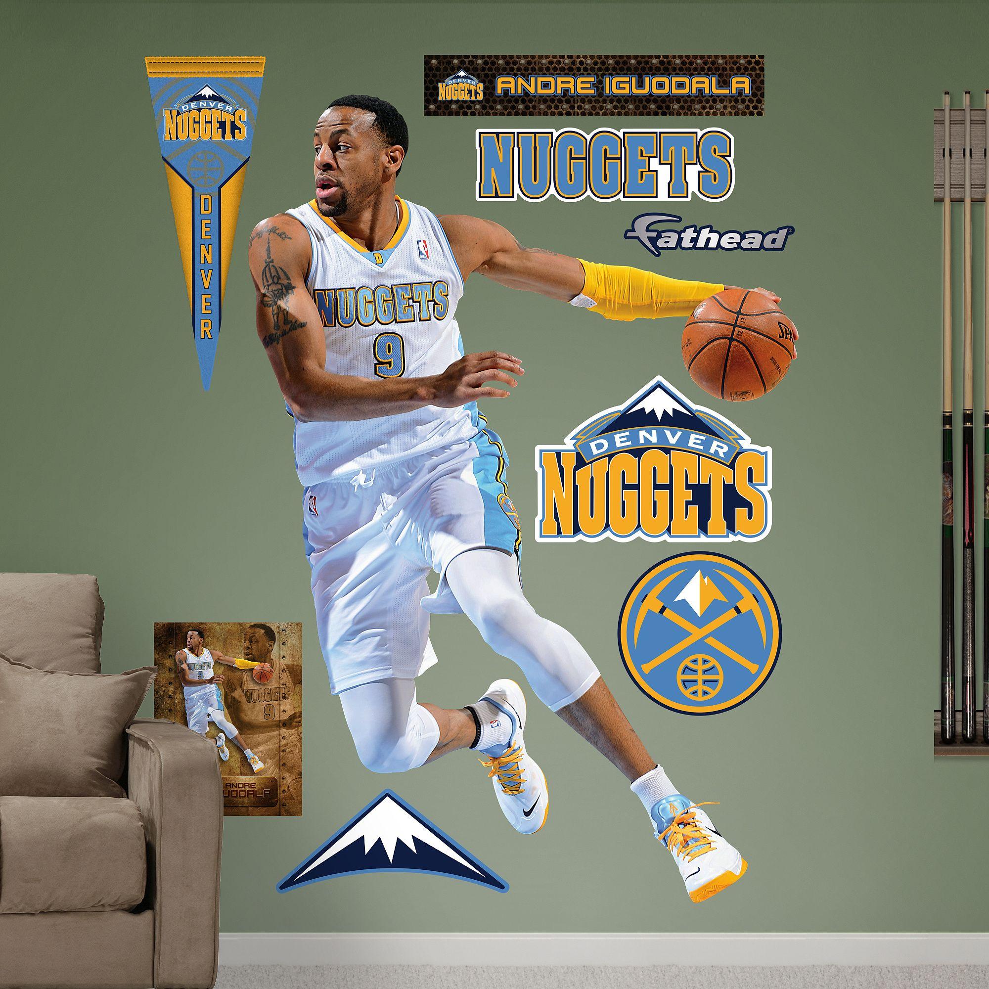 Denver Nuggets Famous Players: Andre Iguodala, Denver Nuggets