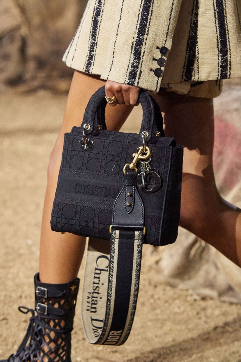 The Beautiful and Wearable Bags of Dior Spring 2020 - PurseBlog