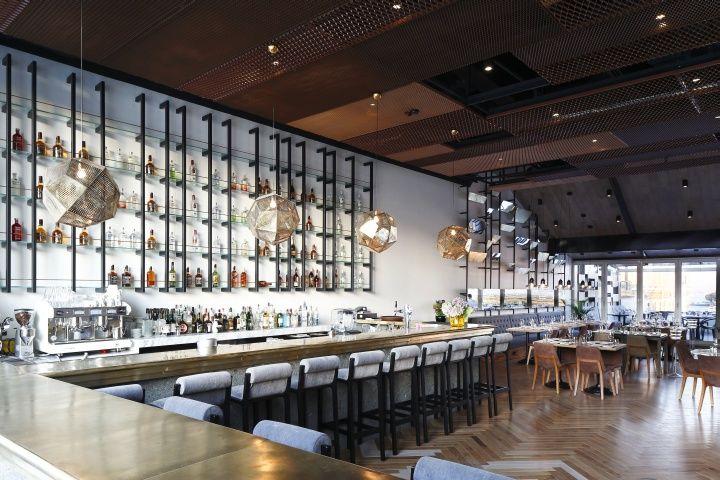 Ferahfeza Restaurant Bar By I Am Associates Istanbul Turkey 01
