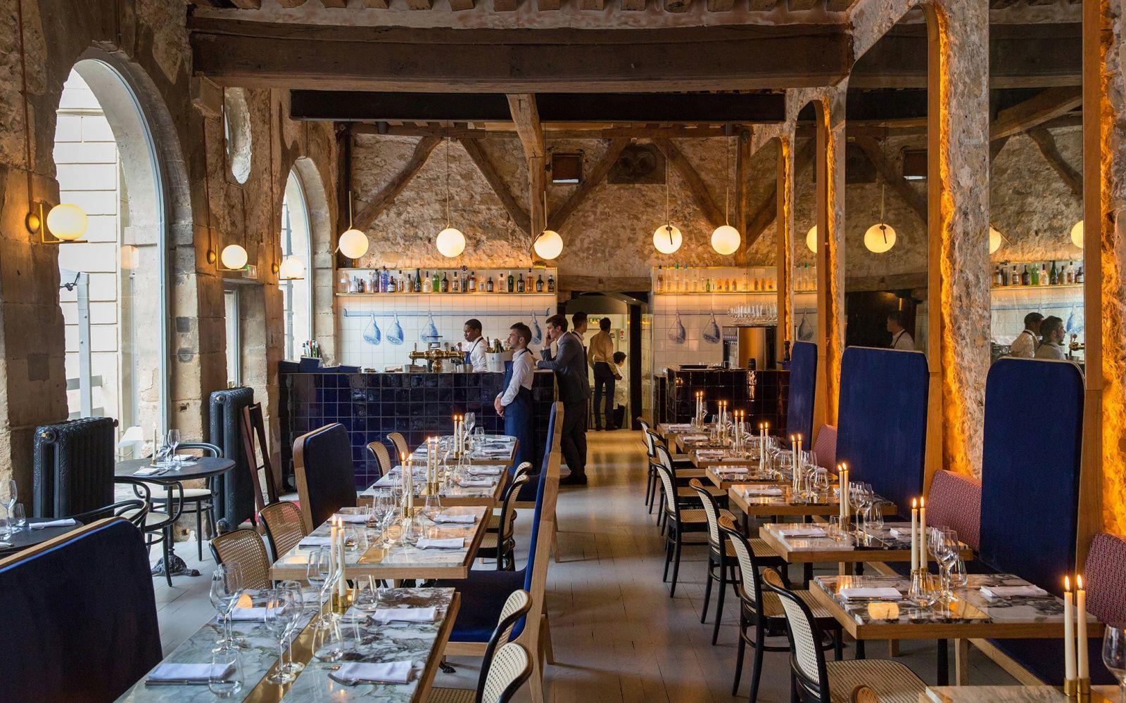 paris s marais finally gets the upscale restaurant it deserves