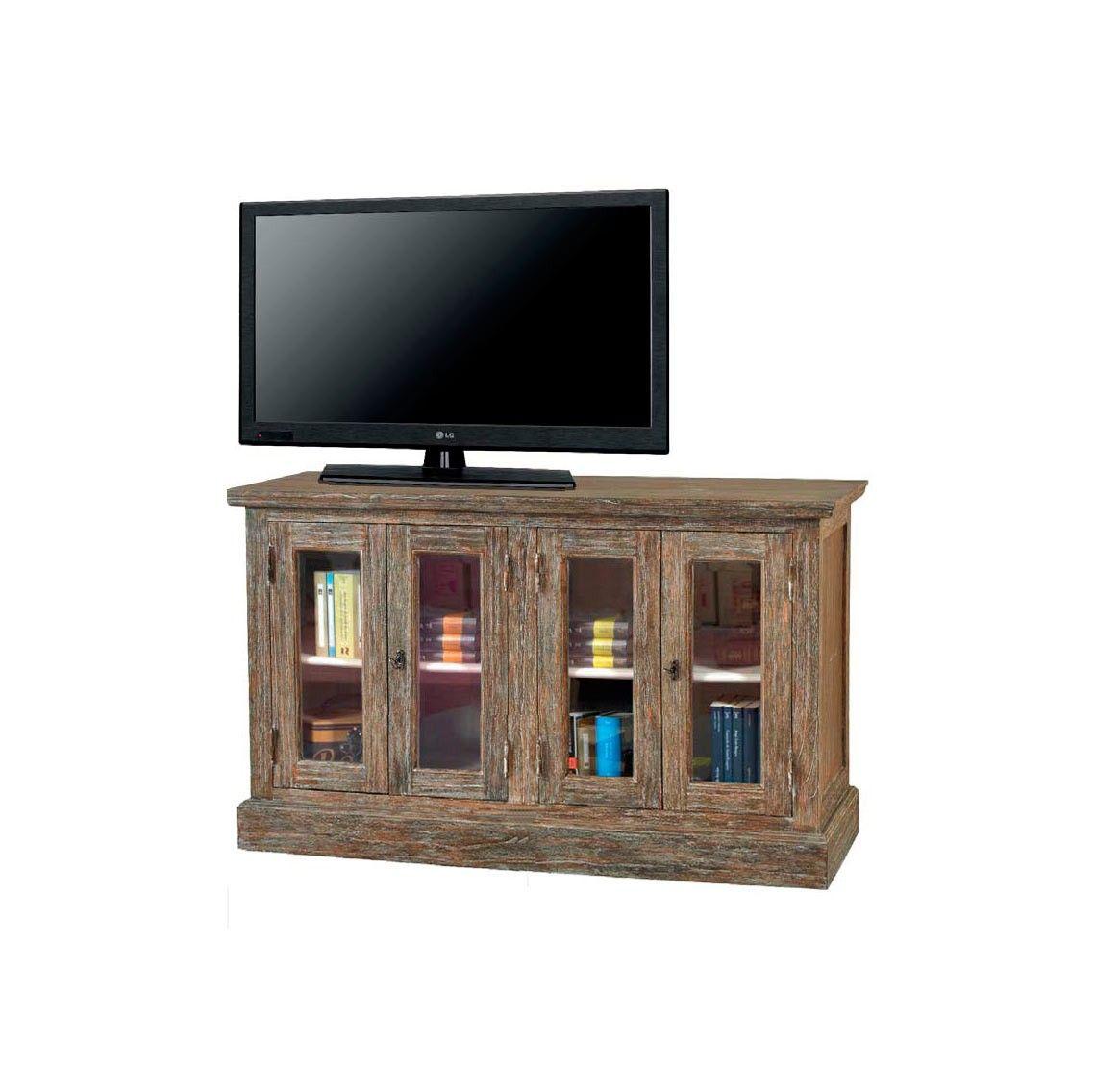 Mueble TV. rustico Libery