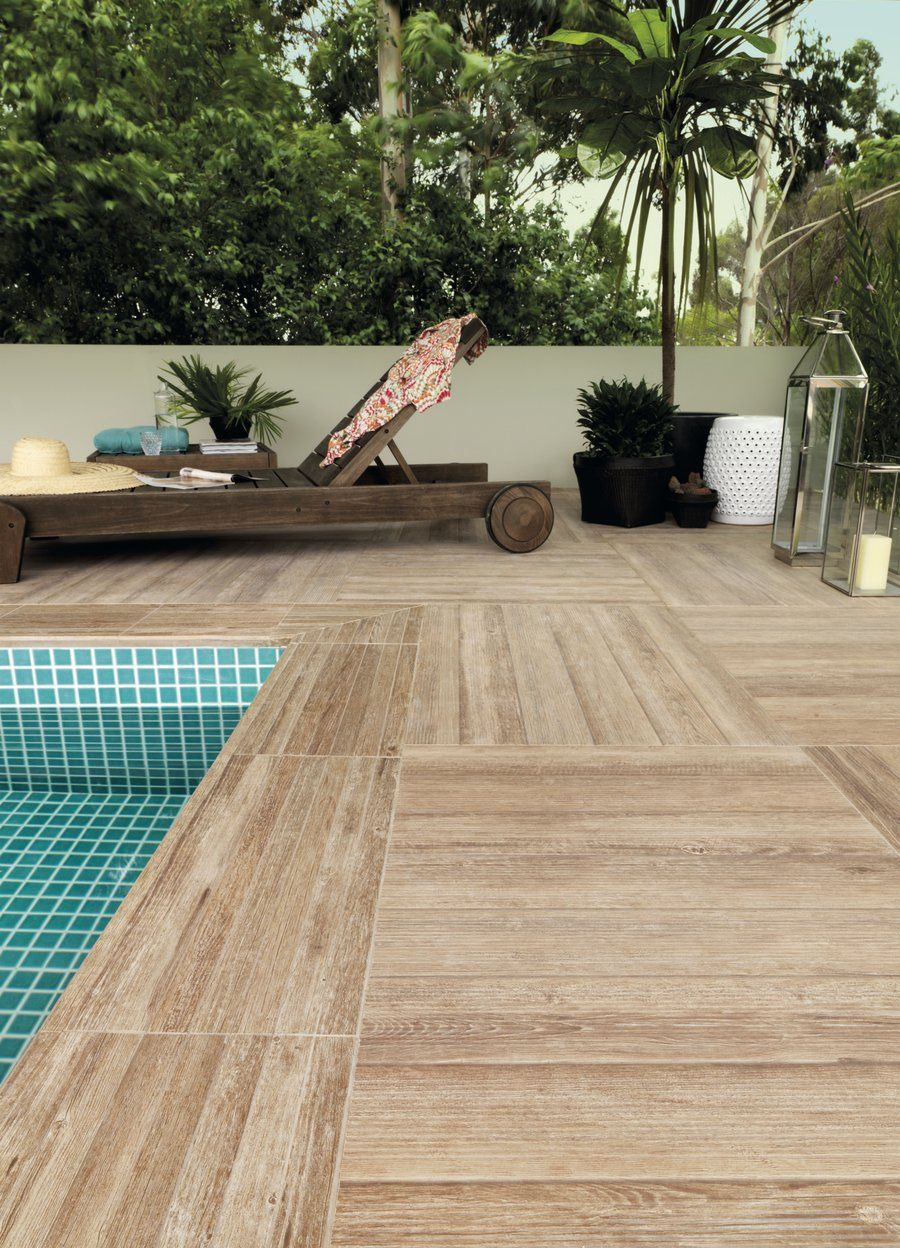 Cer mica portobello cobertura pinterest for Portobello outdoor swimming pool