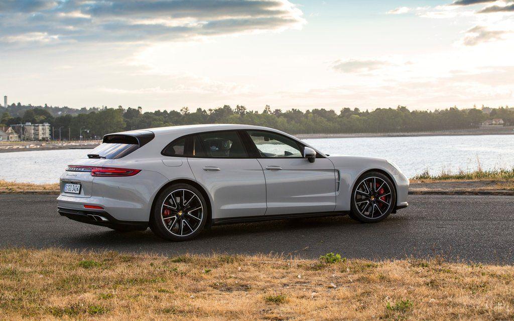 À la découverte des Porsche Panamera Sport Turismo et