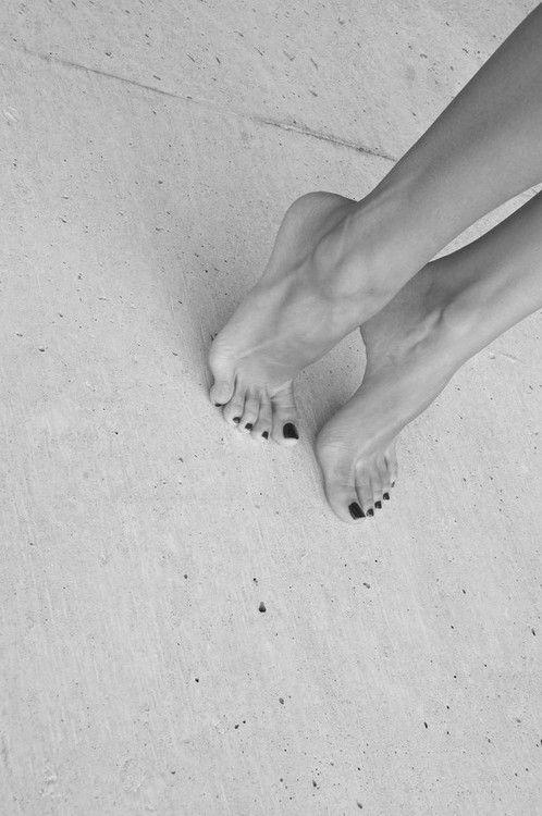 Sexy Füße täglich