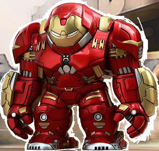 Hero Iron Man Captain America Sentry Bobble Head 10CM Action Figure Toys