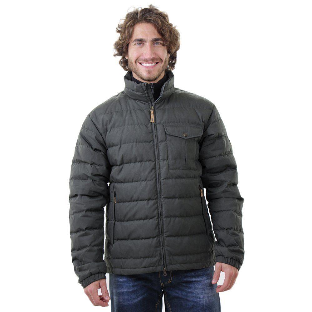 Fjallraven Ovik Lite Jacket (Men's) Peter Glenn (With
