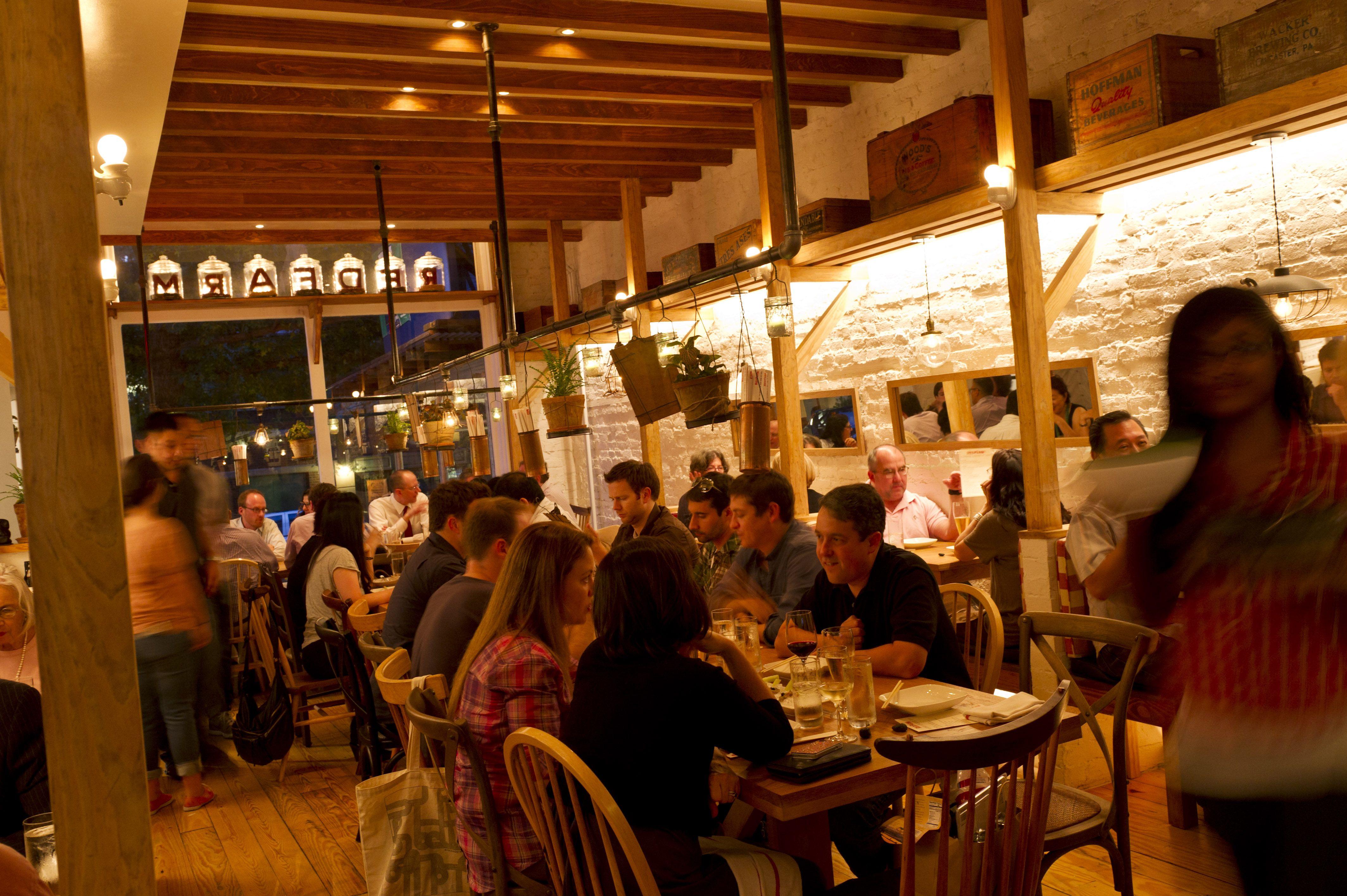 Redfarm West Village New York Ny Best Places To Eat Nyc Restaurants York Restaurants