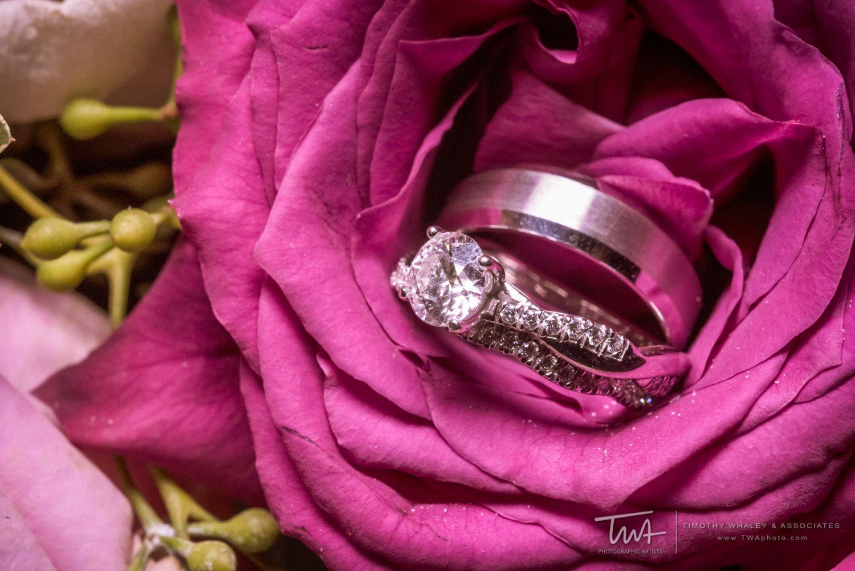 Jewelry hidden in the bouquet | 2018 Rings & Bling | TWA Wedding ...
