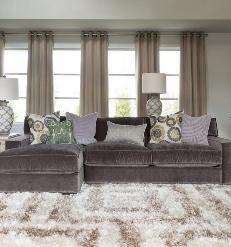 35+ Cool Sectional Sofa Ideas For Small Living Room Design ...