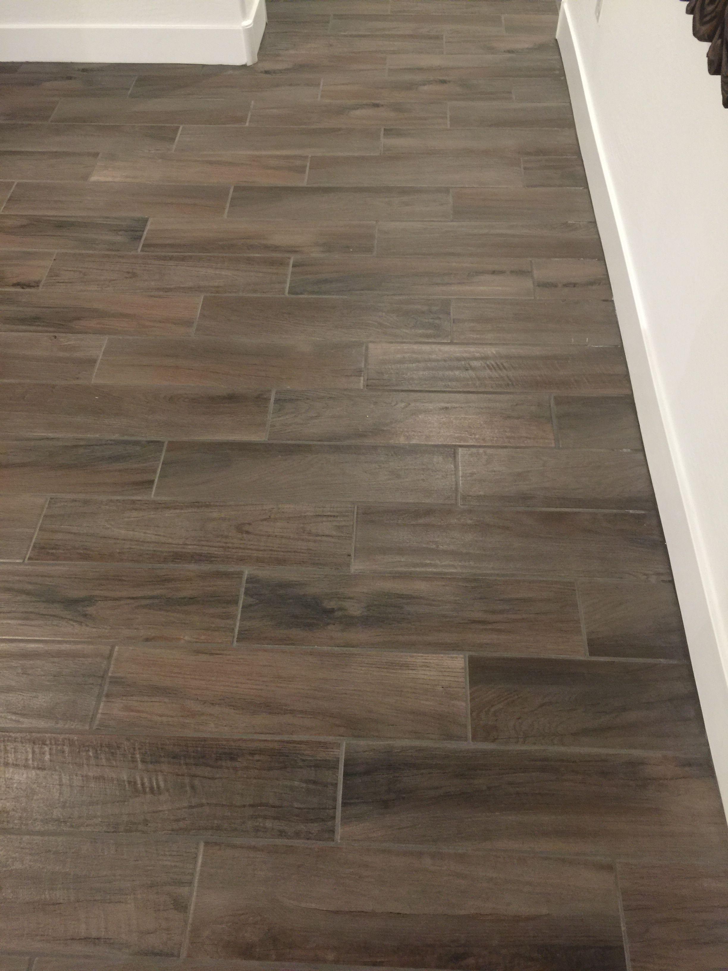 Marazzi Norwood Chestnut Tile Flooring In 2019 Marazzi